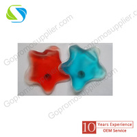 Promotional customizable hot cold pack reusable magic mini gel hand warmer factory