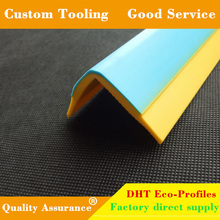 furniture door bed window table co-extruded pvc profile edge banding profile