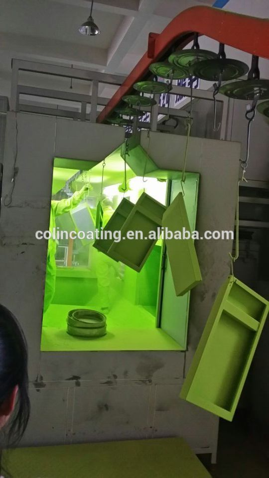 Factory price CE approved car painting machine/paint booths used/powder coating oven