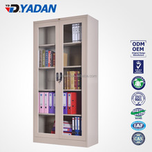 cheap filing showcase design steel cabinet office furniture
