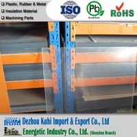 High transparent crystal PVC board