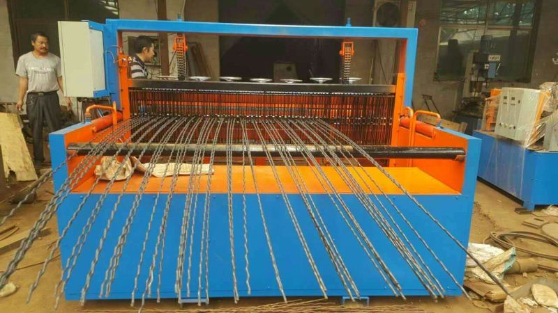 high speed all new machine competitive factory crimped mesh machine/crimped wire mesh equipment