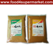 Japanese miso soy bean paste
