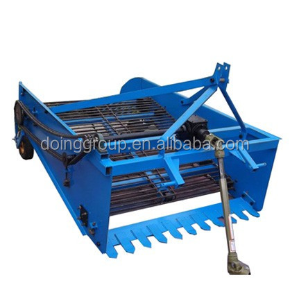 Peanut combine harvester/agricultural machinery combined groundnut harvesting machine