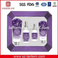 Lantern brand natural organic herbal facial cream OEM korea skin care set
