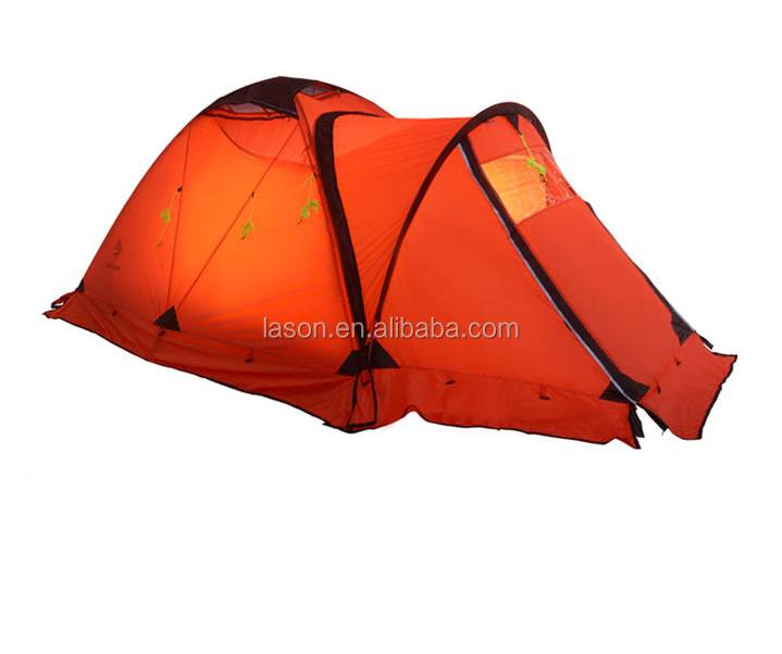 aluminum pole camping mountain tent