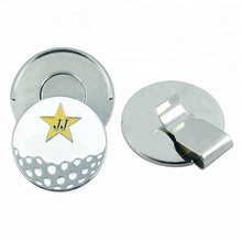 High Quality Factory Price Custom Golf Cap Clip