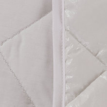 wholesale quilted waterproof pu mattress cover fabric