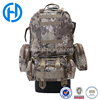 Large capacity army outdoor tactical assault backpack