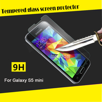 Wholesale price tempered glass screen guard for Samsung Galaxy s5 mini tempered glass