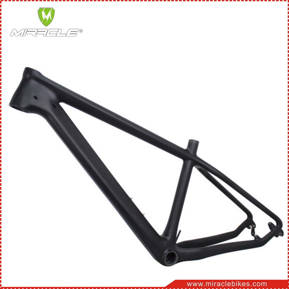 Super Light Weight 26er Carbon Frame T1000 Carbon Fiber MTB Frame 26er
