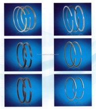 Motorcycle piston ring,parts,for 3W4S,YES125,BAJAJ,GS125R,GS125,ZEO,GF125,GS157,ML157,TITAN150,TI-150,57MM,57.3MM