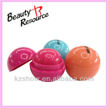 Lip Balm Ball Container