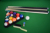 FPG 213cm Europe Dining Top Pool Table BTW705