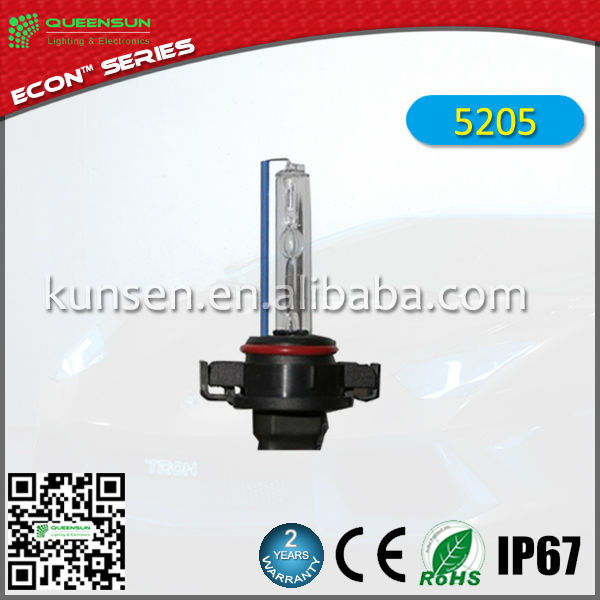 2 years warranty 5205 Xenon HID bulb