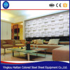 Modern lightweight wall panel Art PVC 3D Wall Covering Panels For House Interior for hotels wall decoration