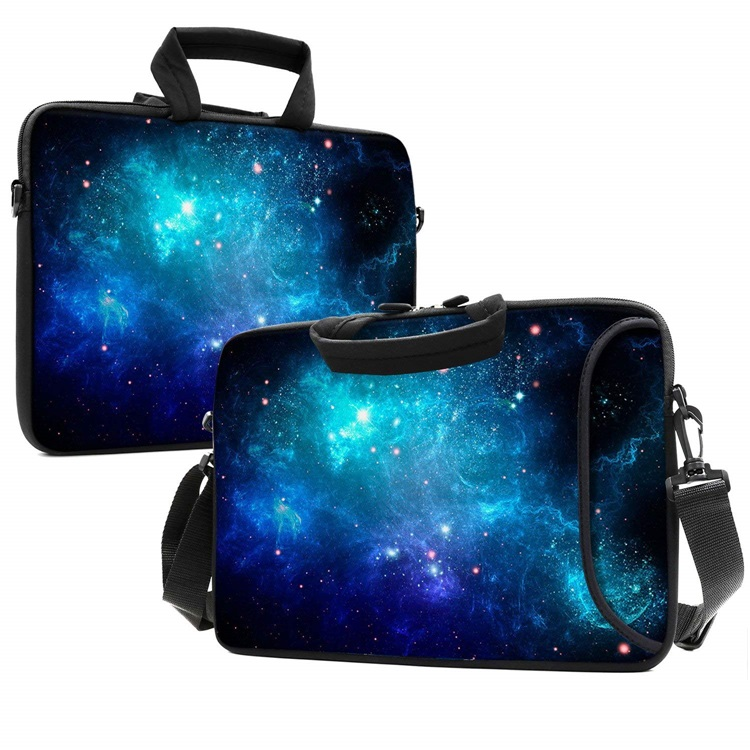High Quality Neoprene Notebook Sleeve Bag Case Laptop Portable Carrying Sleeve