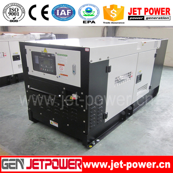 34kw silent diesel generator td226b-3d deutz engine water cooled diesel genset