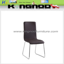 comfortable design pu leather dining chair