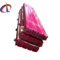 Construction Building For Color Zinc Corrugated Metal Roofing Sheet
