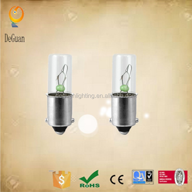 Indicator wholesale hot sales light bulb Eiko - 6MB Mini Indicator Lamp 6V 0.14A T2.5 bulb mini bayonet base indicator light bu