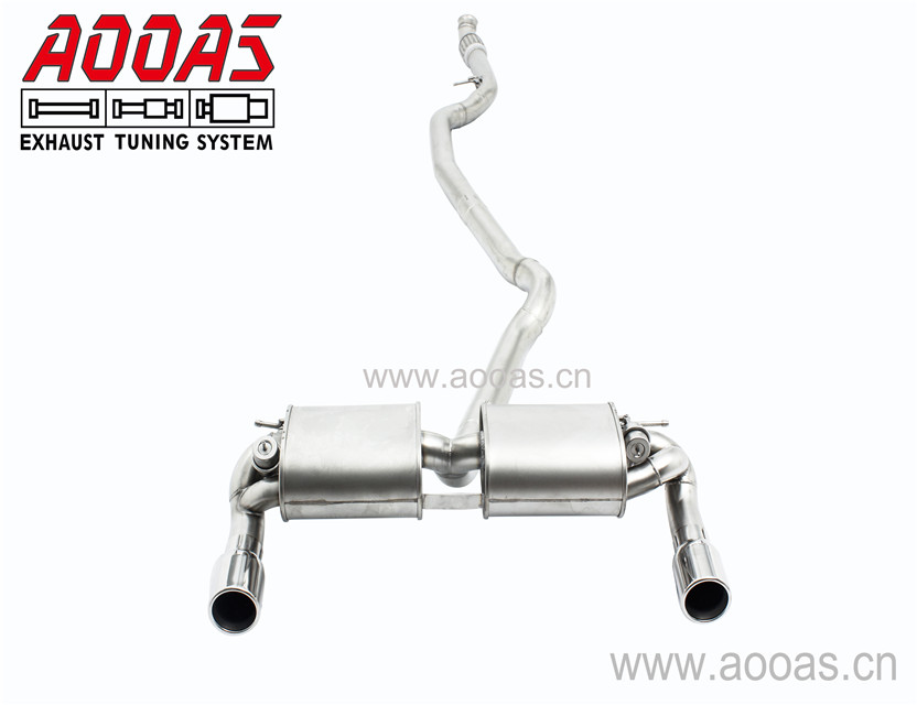 F22 M235i Complete Header Back Exhaust Systems Prices