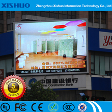 Pixel pitch 16mm Brightness 8500cd view angle 120 p4.8 led strip display screen 3 years warranty