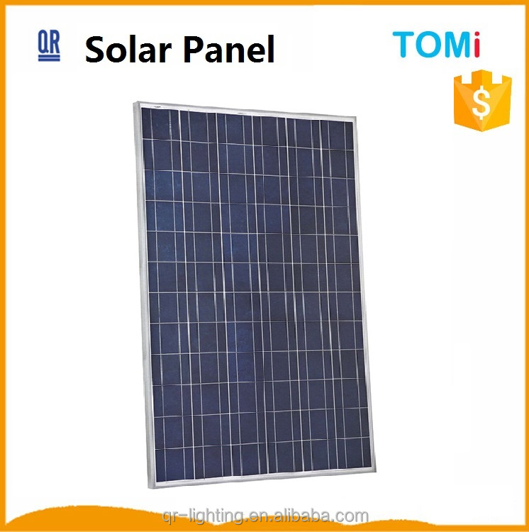 Factory wholesale solar energy and solar panels with low price