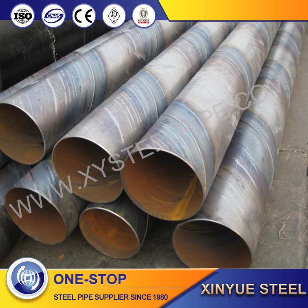 SSAW Spiral welded Steel Pipe with good quality made in China