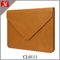 Classic Water Resistant Laptop Bag PU Leather Sleeve Messenger Bag for MacBook Air