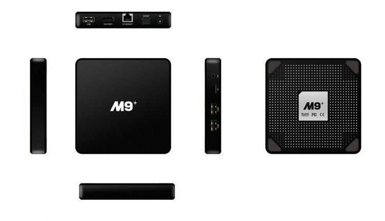 M9 Plus Quad Core Fire Stick Tv Amazon Amlogic S805 Mbox Tv Box 4K Free Android Download Google Play Store Tv Box