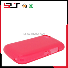 Mobile phone soft silicone protector cover for blackberry 9720 tpu case