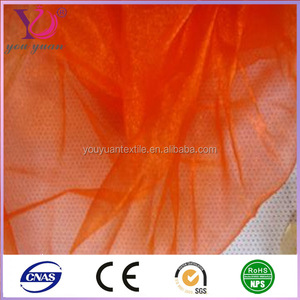 based on tulle mesh tulle embroidery sequin fabric for flower girl dress