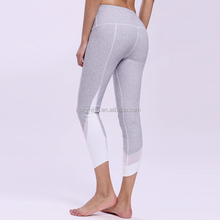 High quality dry fit jogging capri leggings women wholesale yoga pants