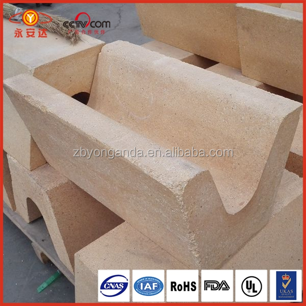 china manufacturer quality fire clay brick for coking furnace