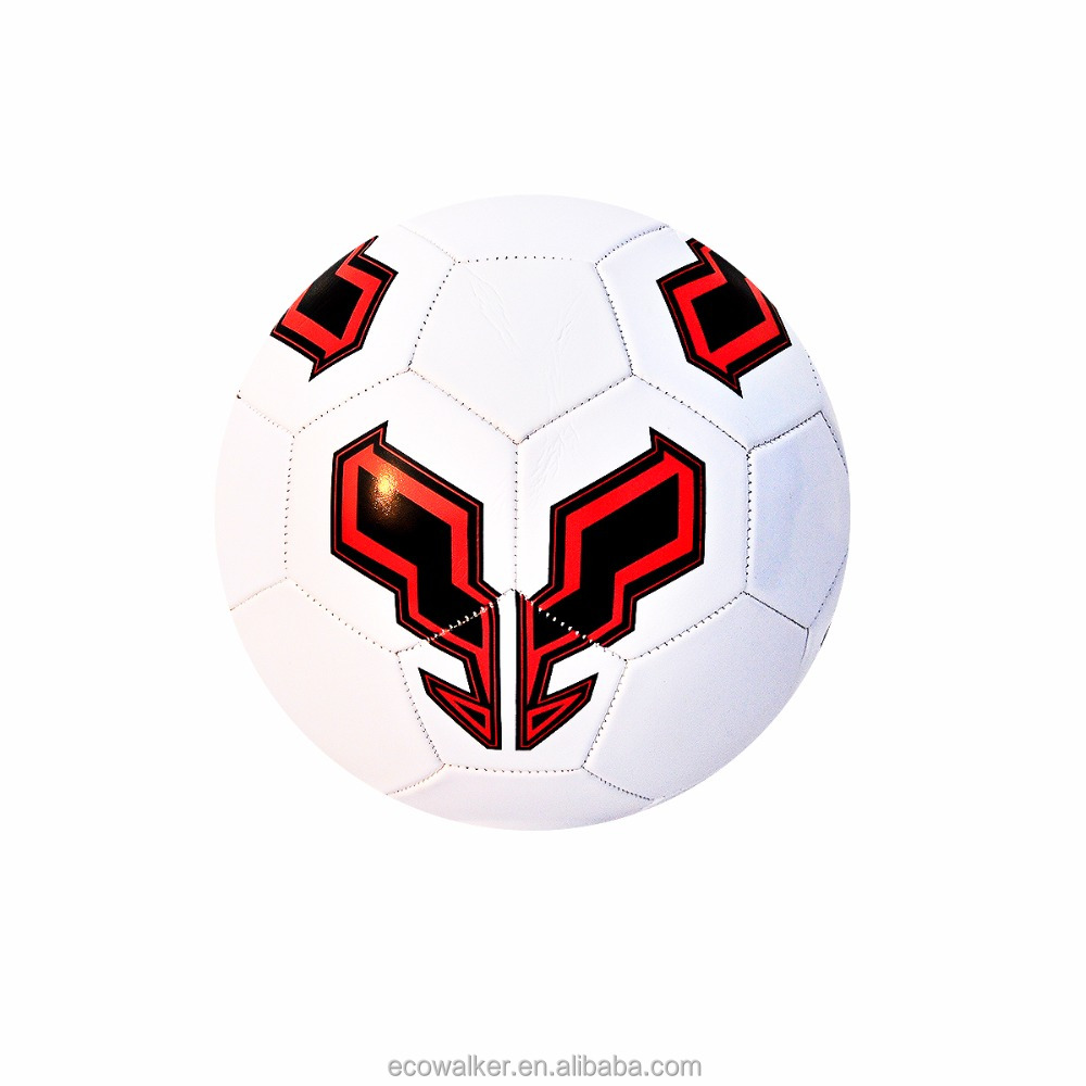 PVC machine stitched football soccer ball cheap soccer balls