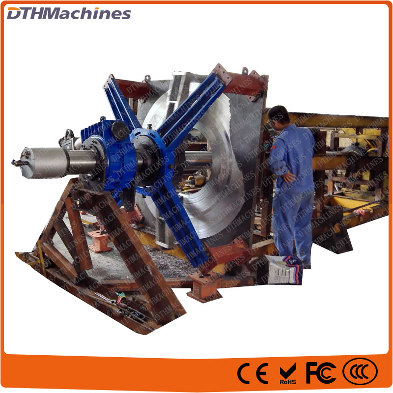 hydraulic boring machine