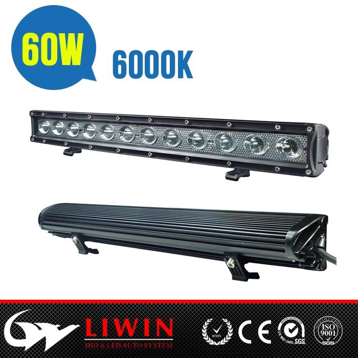 LIWIN super quality lighted bar counter top for tractor 60w bar light cars accessories