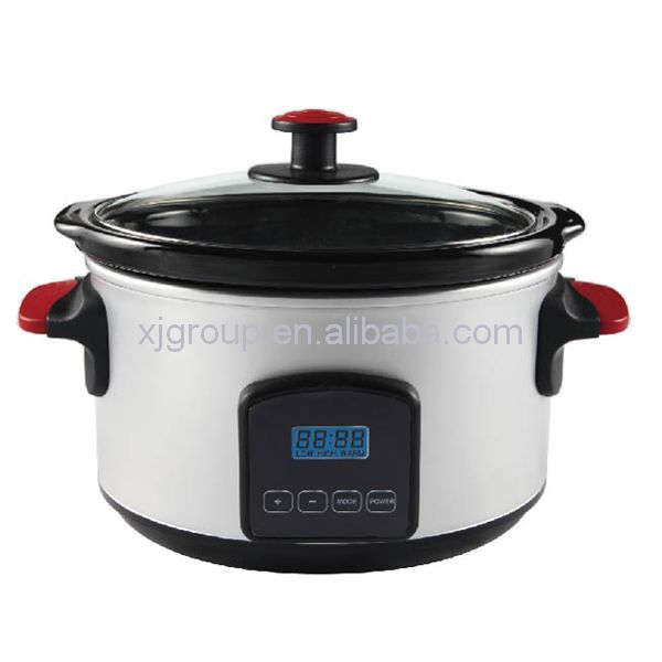 Home electrical appliances slow cooker XJ-13218A