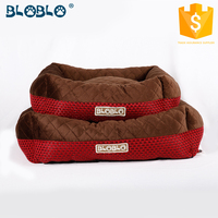 2016 New Arrival Decorative acrylic luxury pet dog beds
