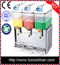 Easy to operate and clean 12L Series 3 tank pick and mix dispenser