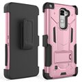 2016 Manufacturer Wholesale Impact Skin Holster Protector Combo Case cover, phone cases for LG stylus 2 / K520/LS775