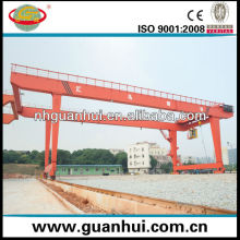 double girder gantry load and unload crane