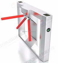 New Arrival Cost Saving Turnstile 3 Roller Gate Turnstile For Visitor Management and Control