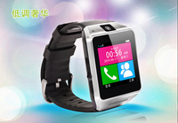 high quality hand watch mobile phone price, 2015 latest wrist watch mobile phone, touch screen camera watch phone