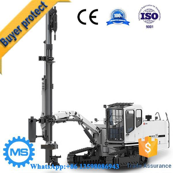 high quality top drive head portable water well drilling rig