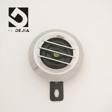 Chinese Manufacturer DL70 With Plastic Shell12V Motorcycle Electric Speaker Horn