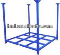 Semi Trailer Spare Tire Rack