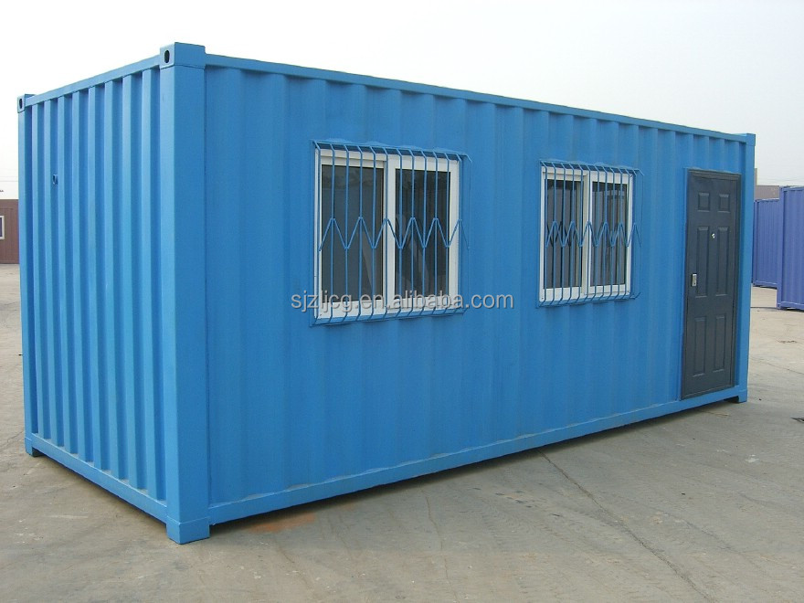 steel prefabricated homes explosive container ready made house