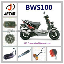 BWS scooter plastic parts